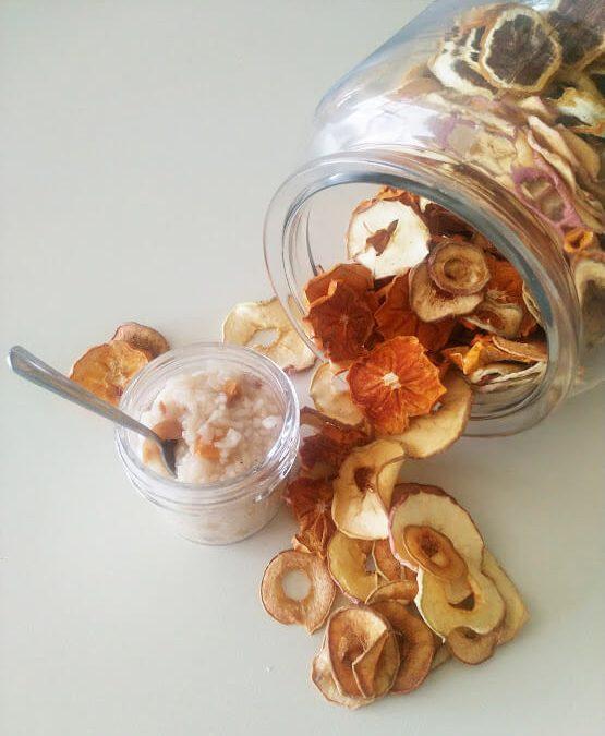 Γλυκό ριζότο με αποξηραμένα φρούτα
